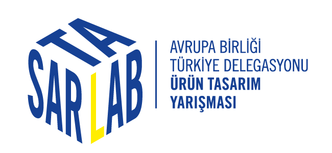 EU Delegation to Turkey - Product Design Competition Logo